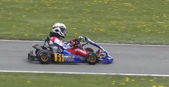 Pirmin Zimmerli Nr.91 - Vega Trofeo Levier - Finalrennen