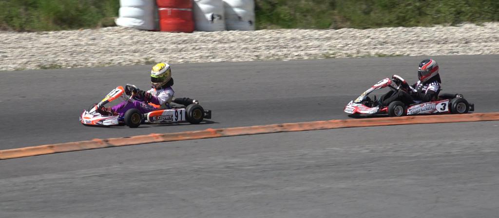 SKM Lignieres - Race1