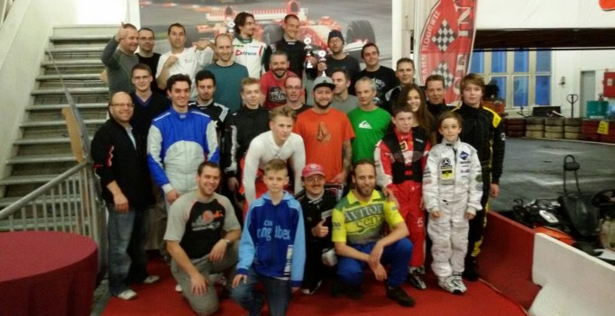 Kartrennen Swiss Karting League Race-Inn Roggwil