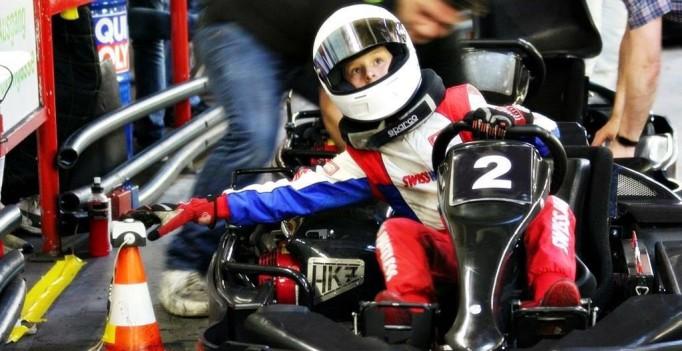 Pirmin Zimmerli - Indiy-Kart Rottweil - Kartrennen - Teamrennen - SHM