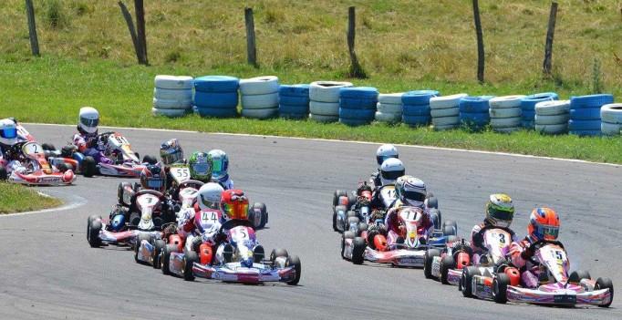 Schweizer Kart Meisterschaft Vesoul Juli 2016