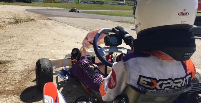 Levier Schweizer Kart Meisterschaft 2016