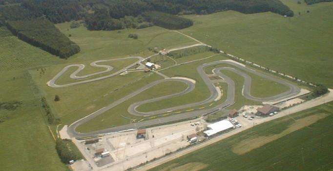 circuit de l'enclos - Kartpiste Levier